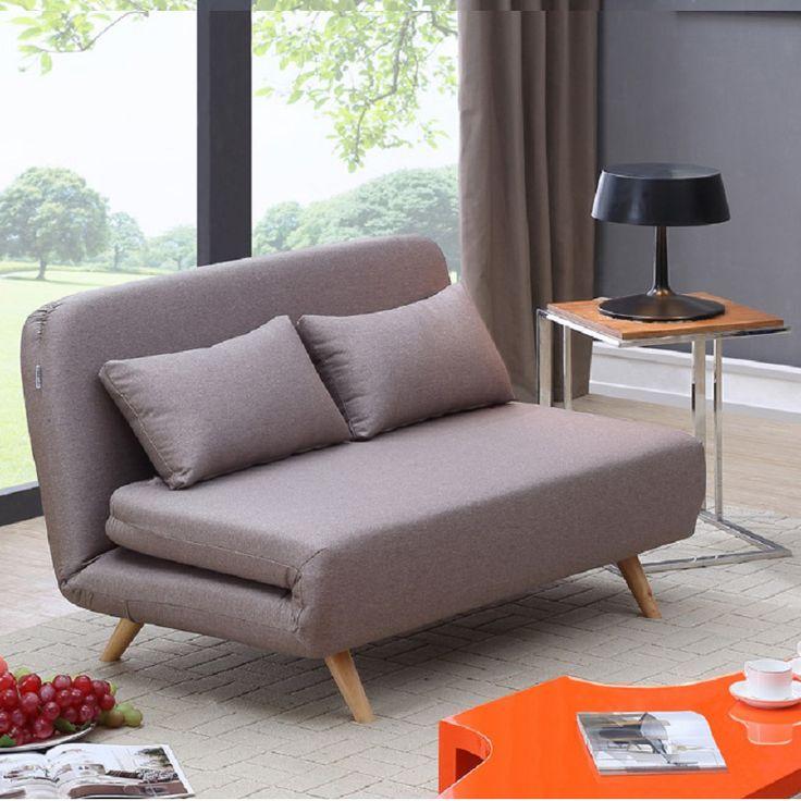 JK037 Modern Sofa Sleeper in Beige by