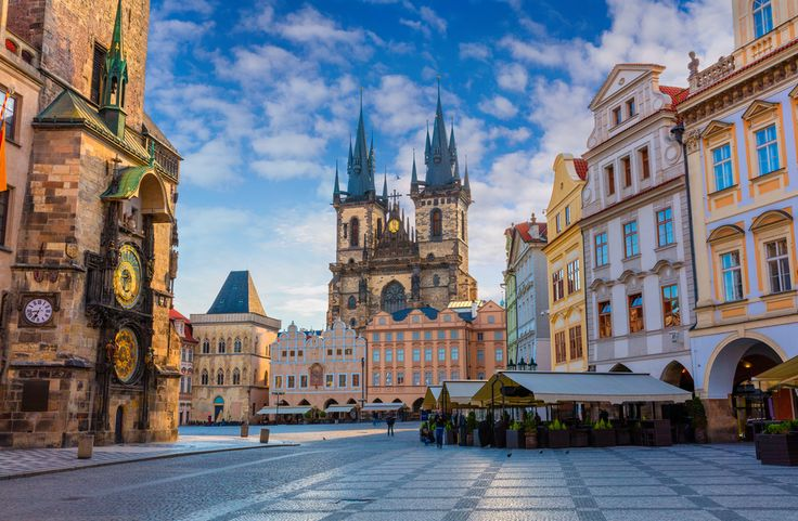 Czech Republic – Old Town Square
