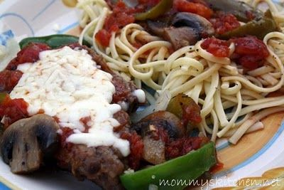 "Mommy's Kitchen: Do you remember ""Everybody Loves Raymond"" Here is a recipe for Easy Steak Pizzaiola ~"