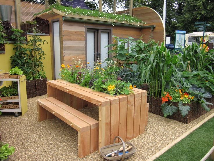 Perfect Appearance Of Garden Sheds Image