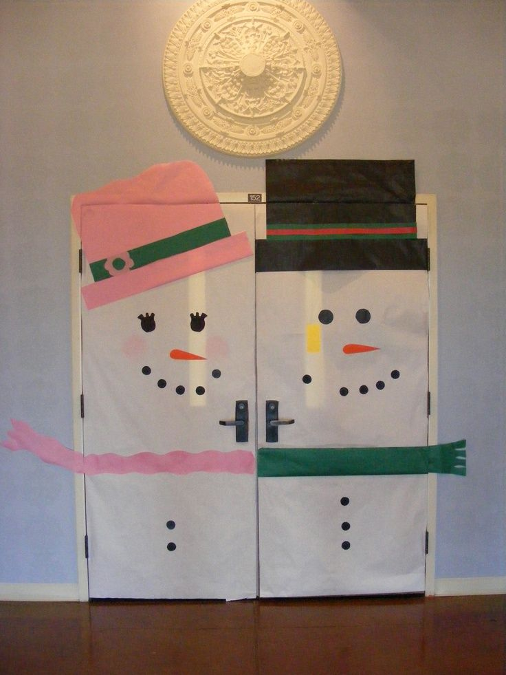 The 25+ best Christmas classroom door ideas on Pinterest ...