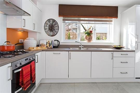 bellway rosedale showhome kitchen cowdenbeath - Google Search