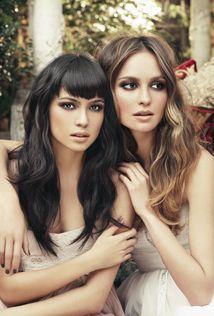 their hair, their make up
