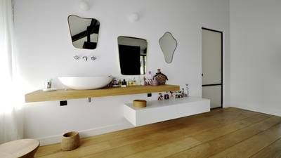 miniature salle de bain garches garches nancy geernaert architecte d 39 int rieur meuliere. Black Bedroom Furniture Sets. Home Design Ideas