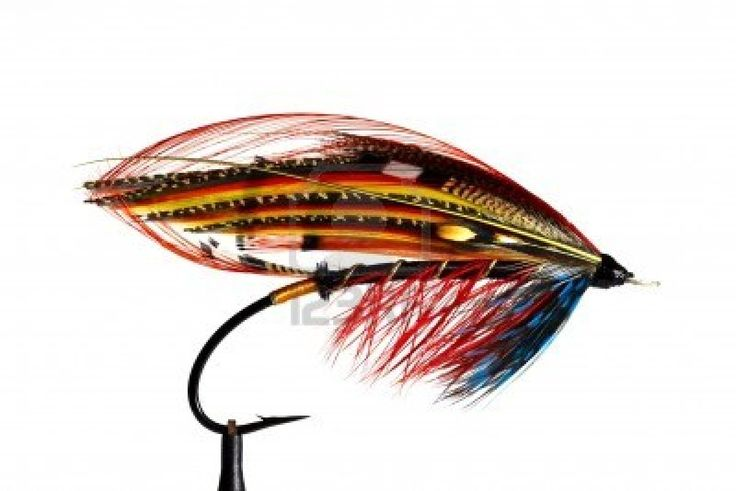 fly fishing fly drawings - photo #32