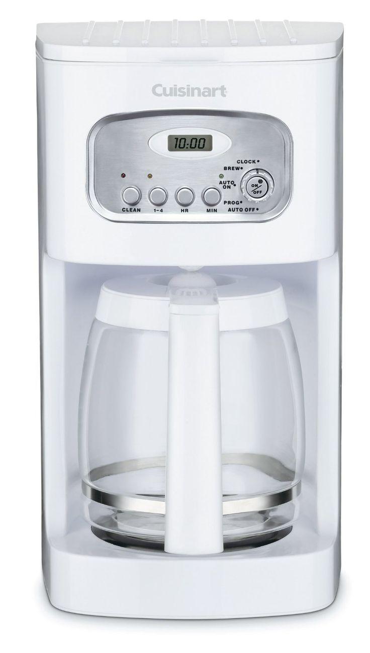 Amazon.co.jp | Cuisinart [クイジナート]コーヒーメーカー DCC-1100 12-Cup Programmable Coffeemaker 【並行輸入品】 (ピンク) | ホーム&キッチン 通販