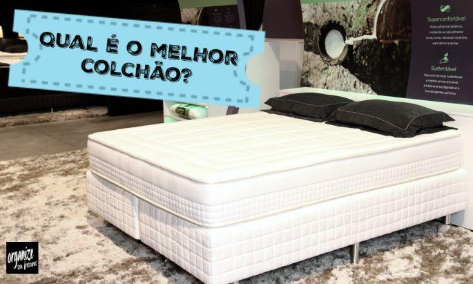 Qual é o melhor colchão? Pode limpar ou não?