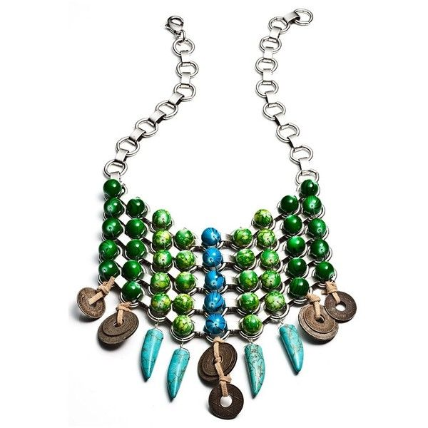 DANNIJO Anika Necklaces ($525) ❤ liked on Polyvore