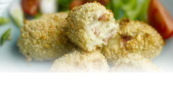 Croquetas de cocido al horno | entulínea de Weight Watchers