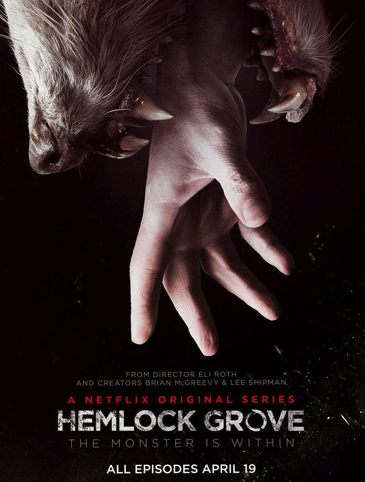 Hemlock Grove (ok, I'm a *little* obsessed :P)