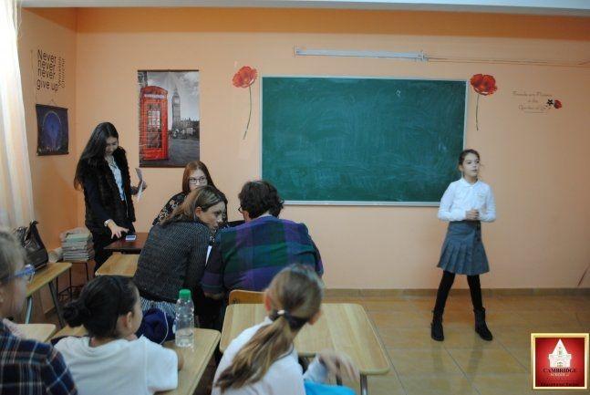 Premianti la Concursul de Discurs Public in Limba Engleza