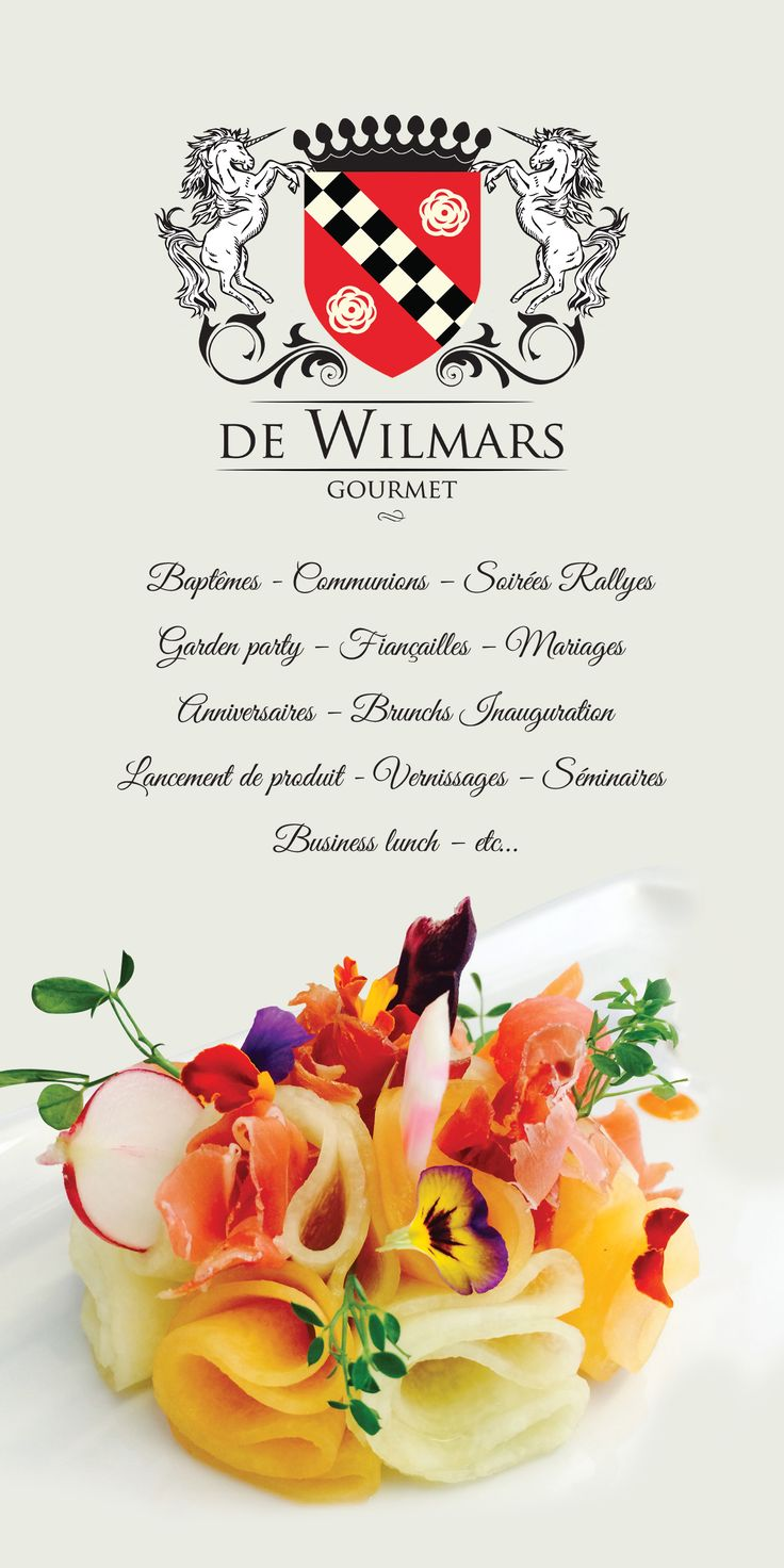 de Wilmars Gourmet Flyer