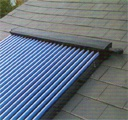 The solar industry is now gearing up for the Renewable Heat Incentive scheme for solar heating panels and evacuated tubes: http://www.heatmyhome.co.uk/solar-panels/solar-heating-panels-are-boosted-by-the-new-government-renewable-heat-incentive-scheme/11281