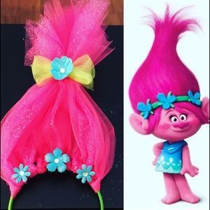 Troll Hair Headbands