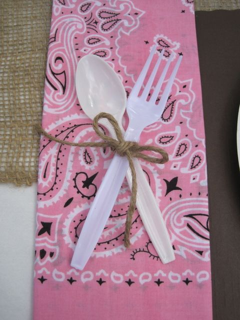 """Photo 34 of 47: Pink cowgirl / Birthday """"Ashtyn's Outdoor Cowgirl Party"""" 