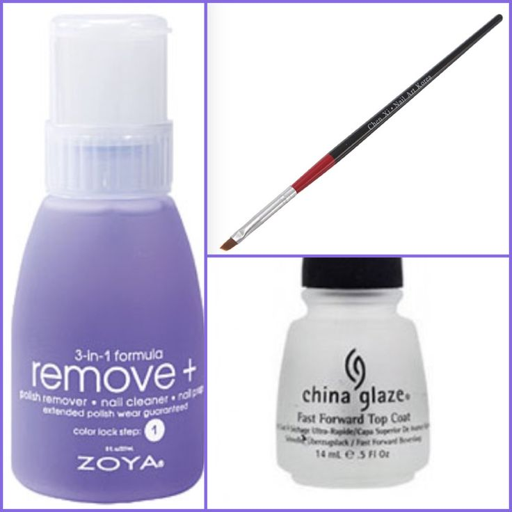 Pic JointerThese are my must have nail products.