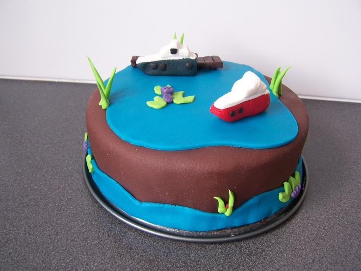 boatcake