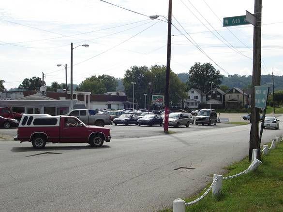 Midway Drive Inn ~ need a banana milkshake now! <3 Huntington, West Virginia <3 my hometown <3