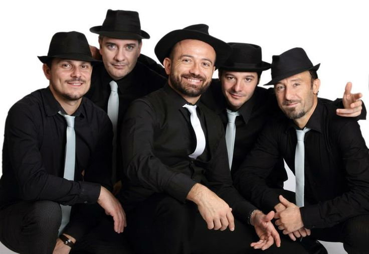 Quei Bravi Ragazzi... Swing Band.