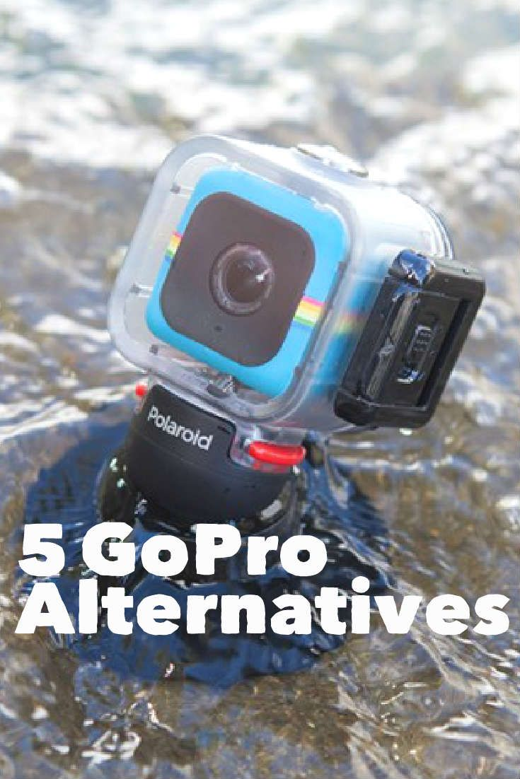alternative to gopro 14 It can't be denied; GoPro hit the market right when it was needed.  Extreme sports were taking off in a big way and many wanted to record and share their increasingly outrageous experiences online.  Without credible alternatives, the mountable video camera system, offered to share the thrill of the ride for anyone doing some kind of extreme sports.