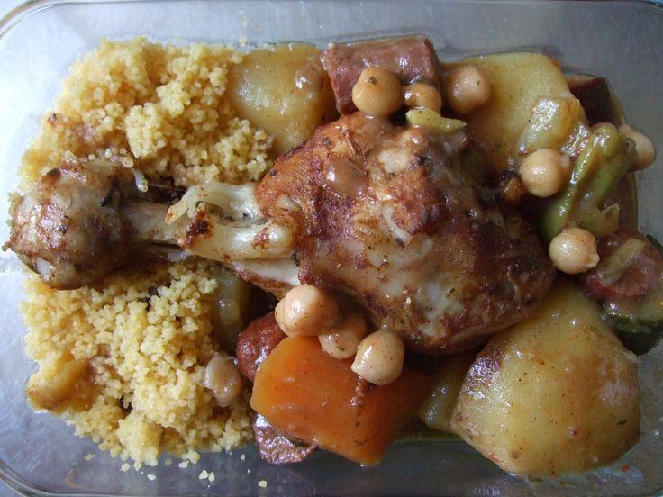 pilon de poulet à la marocaine | miam | Pinterest