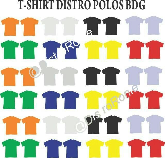 Kaos Distro Polos Bahan Cotton Combed 30s Harga 35000,-  Info pemesanan: SMS/WA:089516689462 BBM:5CD07F32  Terima Kasih