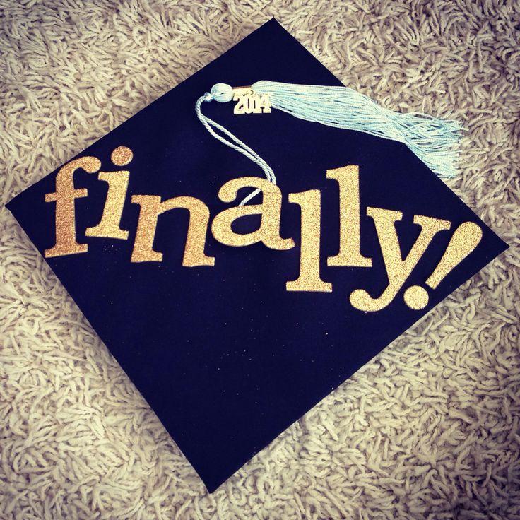 Grad crap for my Masters ceremony!