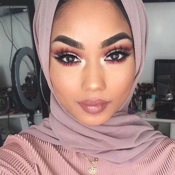 "16k Likes, 111 Comments - S A B I N A   H A N N A N (@sabinahannan) on Instagram: ""So I filmed this Eid makeup look for my YouTube channel the other day but when I finished filming,…"""