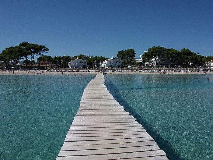 Playa del Muro, Mallorca