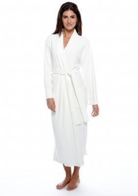 N Natori Pearl Brushed Terry Robe - PC4016