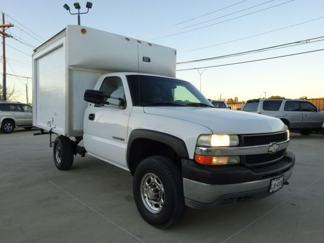 17 best ideas about 2002 chevy silverado 1987 chevy 2002 chevy silverado 2500hd v8 6 0l 4x4 auto box truck runs great
