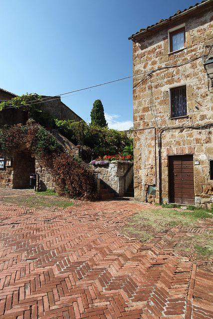 Sovana, Grosseto, Tuscany, Italy