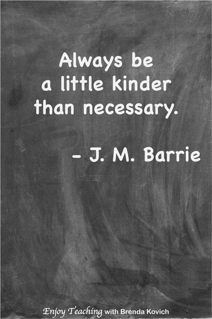 Inspirational Teaching Quote from J.M. Barrie – Enjoy Teaching with Brenda Kovic…