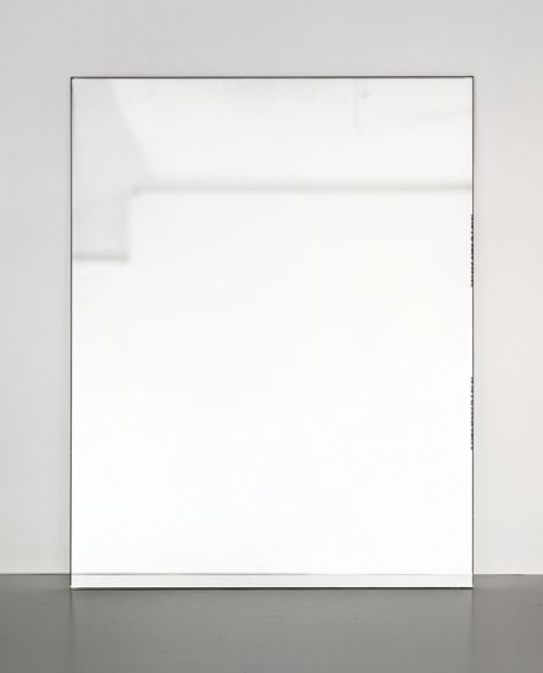 Isaac Layman . picture framing glass, 2008 #IKEAcatalogus – Stories of beds and baths