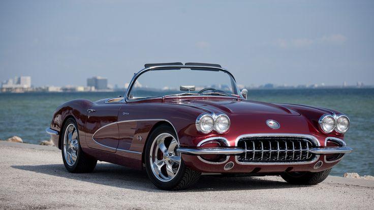Corvette 1960   4 wheels   Pinterest   Colors, Trains and ...