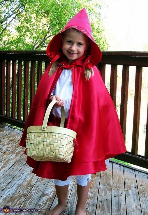 22 best nursery rhyme dress up ideas images on pinterest infant little red riding hood halloween costume contest at costume works solutioingenieria Gallery