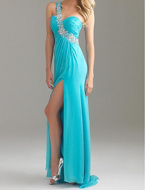 my dress for my boyfriend's senior prom!