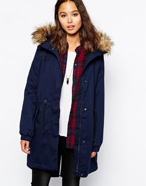 Best 25  Navy parka ideas on Pinterest | Fall jackets, Rain jacket ...