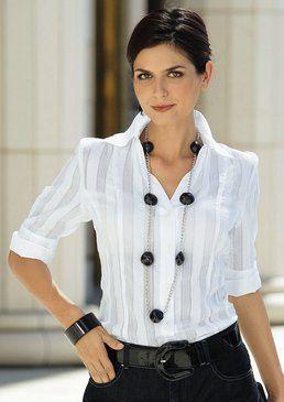 Такие разные белые блузки - блузки, мода, белая, блузка, рукава, воротник, жабо, бант, аксессуары