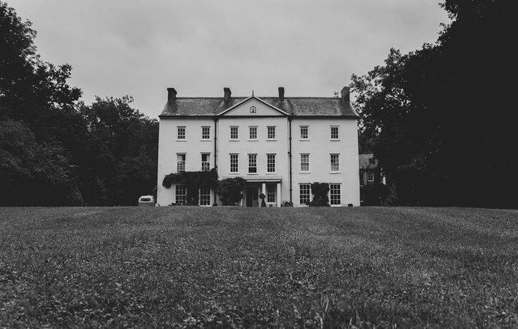 Plas Glansevin Brecon Beacons Wedding Photographer 009