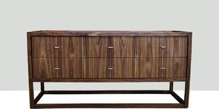 Petits Fours 6 Drawer Low Dresser - contemporary - dressers chests and bedroom armoires - toronto - by Speke Klein
