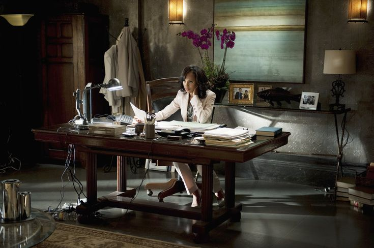 Olivia's Top 7 Hottest Looks From Season 1 Image 6 | Scandal Season 1 Pictures  Character Photos - ABC.com