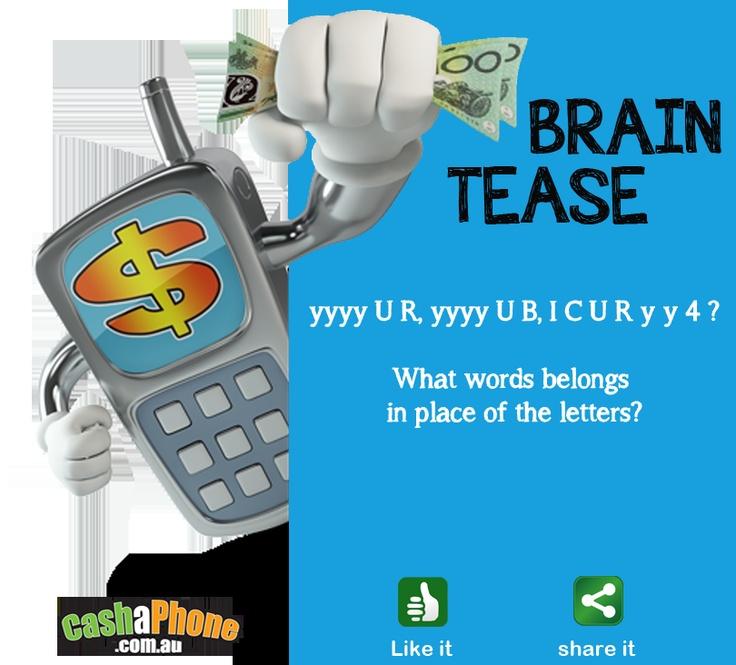 brain teaser 2