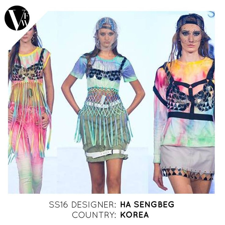 We have a returning designer coming to showcase his new collection on our runway. We are so excited to have Ha SangBeg this season.