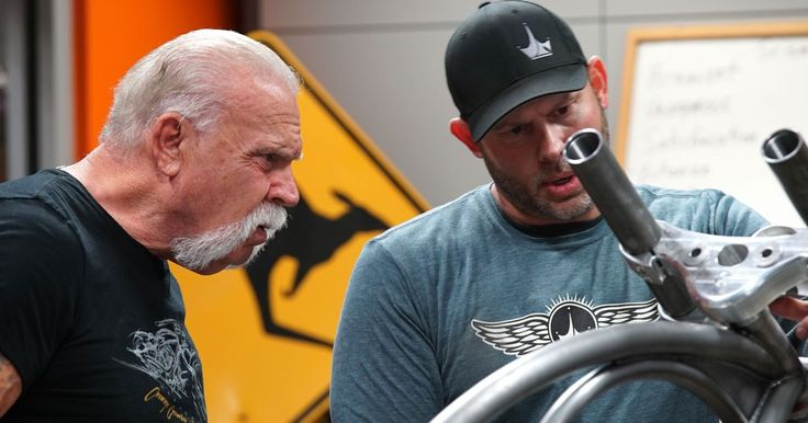 American Chopper being revived by Discovery Channel http://cstu.io/585fa3