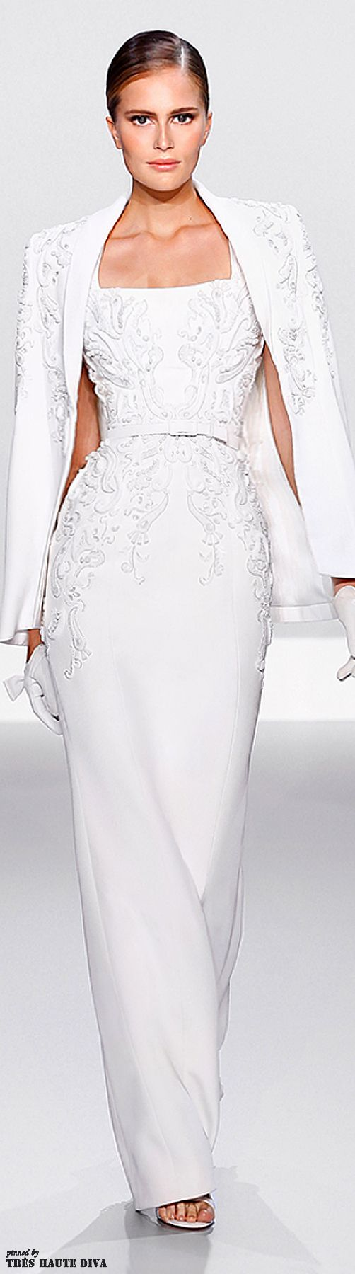 Change the color into something Autumn-y (Eggplant? Deep Green?) and voila.  Ralph & Russo