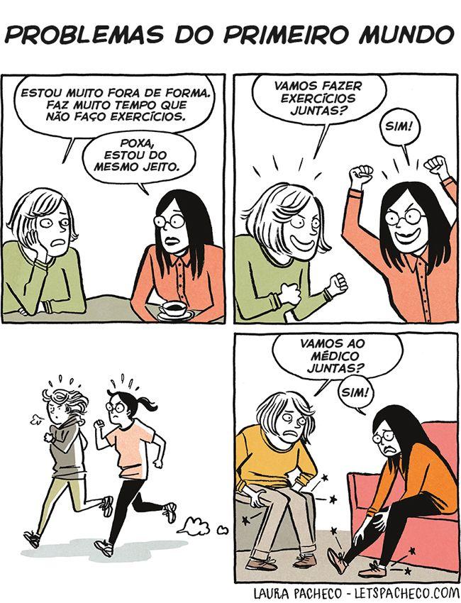 Satirinhas - Quadrinhos, tirinhas, curiosidades e muito mais! - Part 21