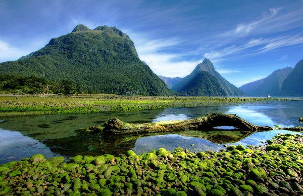 Národný park Fiordland, Nový Zéland