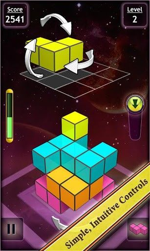 Breaking Blocks is a challenging puzzle game for Android users. http://en.softmonk.com/android/breaking-blocks/