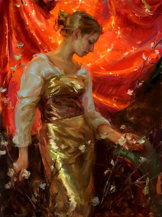 daniel gerhartz art paintings